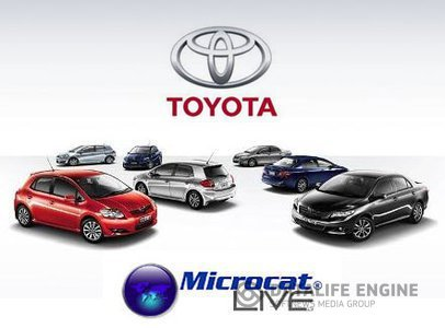 Toyota Microcat LIVE 2015-05